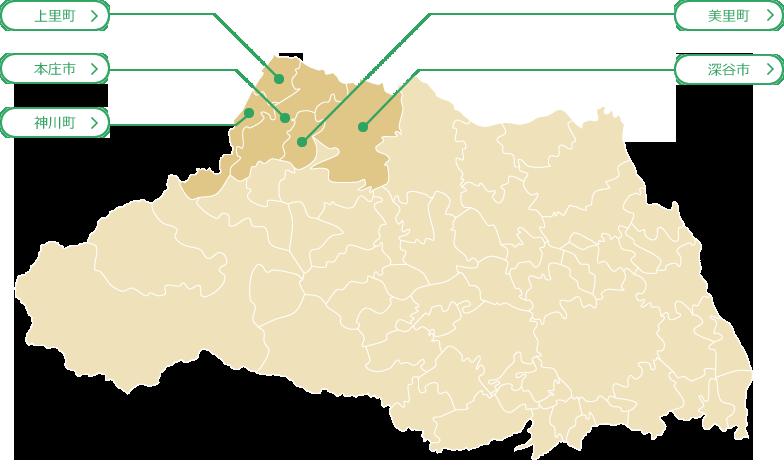 主な対応地域